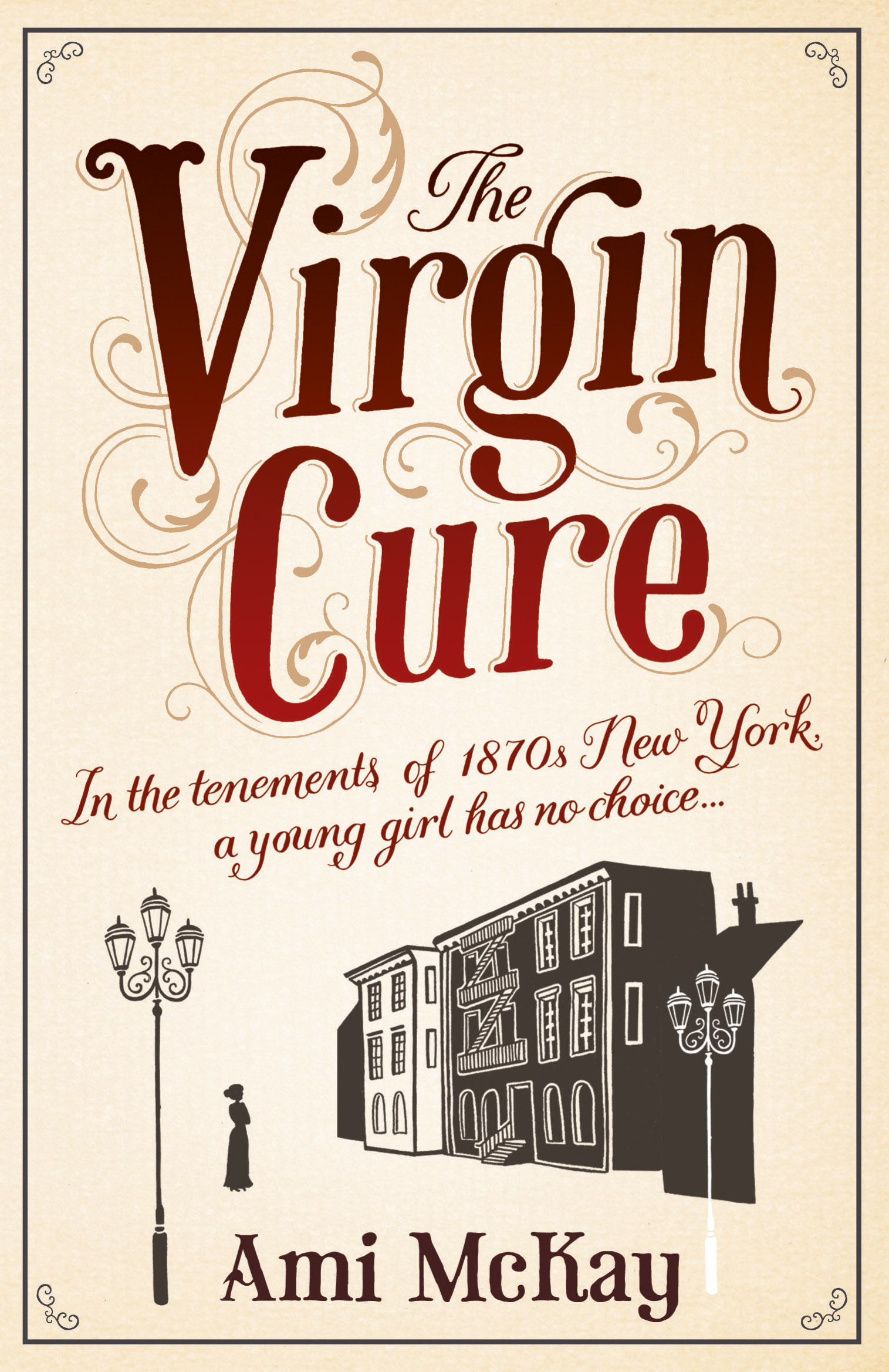 The Virgin Cure - UK